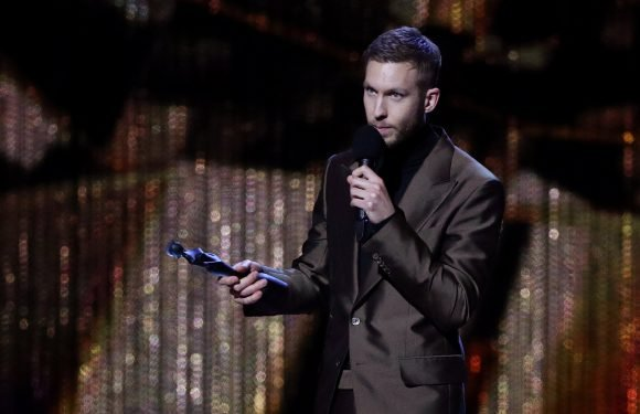 Brit Awards: Calvin Harris finally wins first Brit after 10 years of trying and fans are delighted