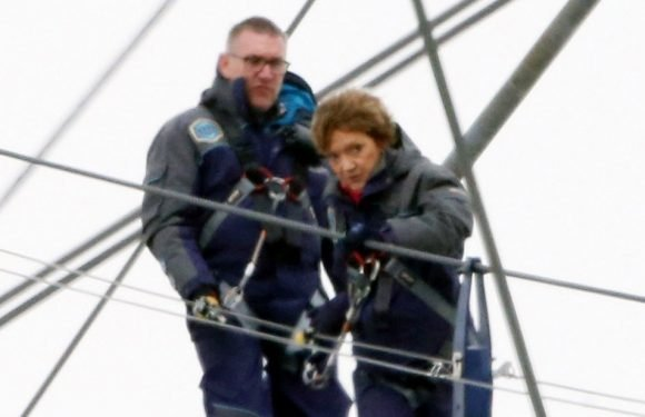 EastEnders spoilers: Jean Slater takes on terrifying charity challenge and walks across the O2's roof after cancer diagnosis