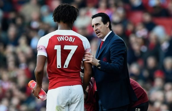 Arsenal team news and line-up: Iwobi and Lichtsteiner doubts ahead of Bournemouth clash