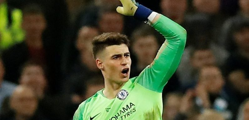 Chelsea fans want Kepa to 'get out' and be 'sold' after keeper refused to be subbed off against Man City