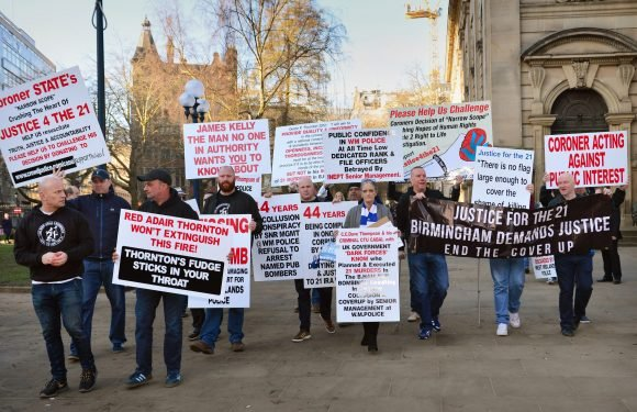 Families of the 21 Birmingham pub bombings victims continue justice fight as hearings reopen 44 years later