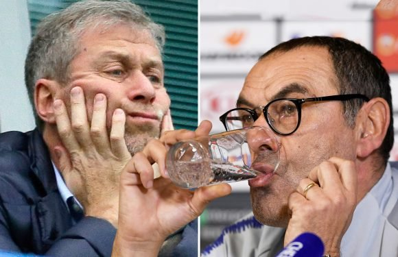 Sarri has not spoken with Chelsea owner Abramovich since Man Utd loss