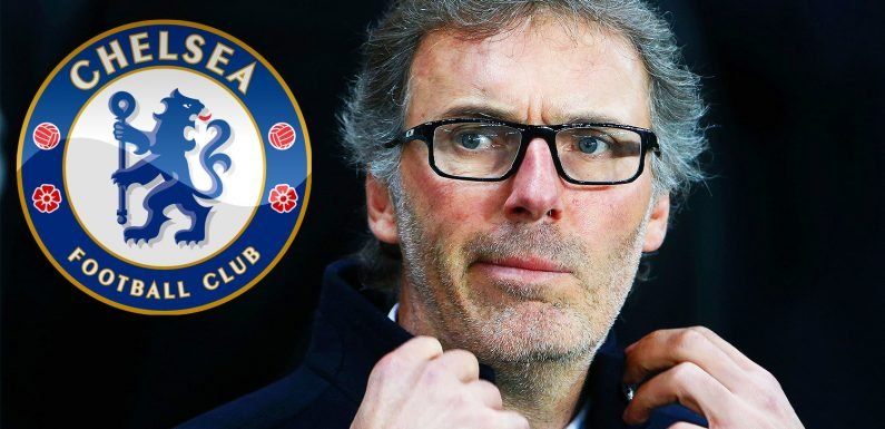 Ex-PSG boss Laurent Blanc joins Lampard on Chelsea shortlist to replace Sarri