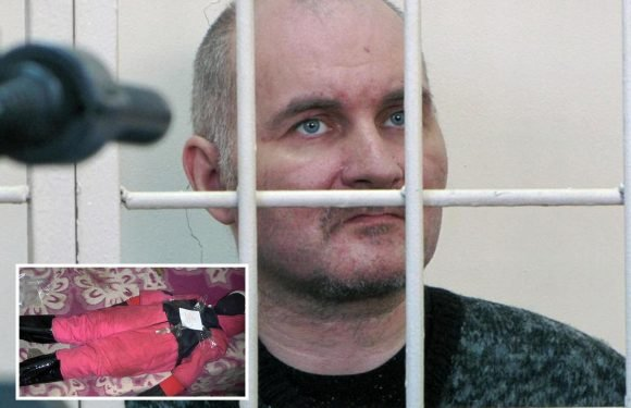 Russian body snatcher who plundered graves of 29 young girls and put lipstick on corpses he stole could walk free