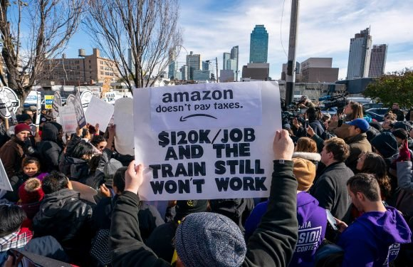 Upstate lawmakers: We'll take Amazon HQ2 if NYC doesn't want it