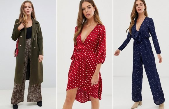 ASOS Has Tons of Dresses (and More!) On Sale for 80% Off Right Now