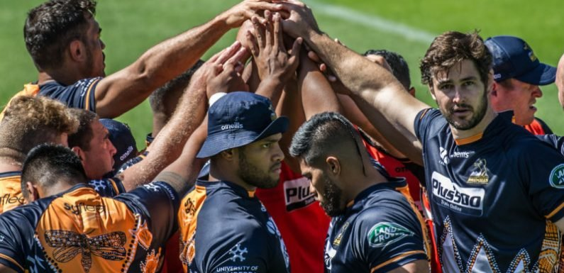 Brumbies hope new year brings new hope for rugby crowd revival