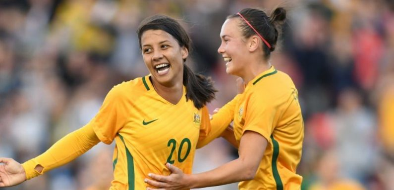 Foord says W-League final a welcome distraction from Stajcic sacking
