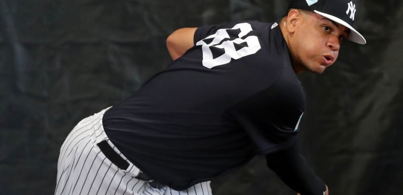 Yankees watch closely at first real look at Dellin Betances