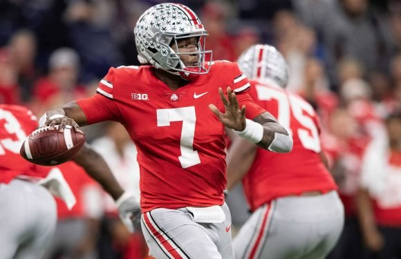Dwayne Haskins dreaming of a Giants future — even if it starts behind Eli