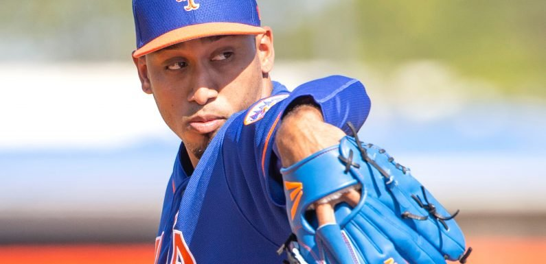 'Big set of cojones': Edwin Diaz bringing fearless mindset to Mets