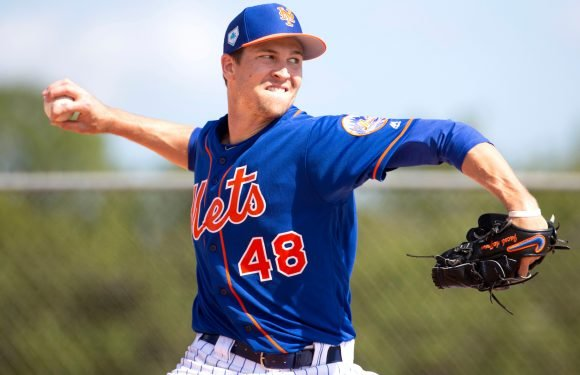 Mets could be taking first step in Jacob deGrom contract talks