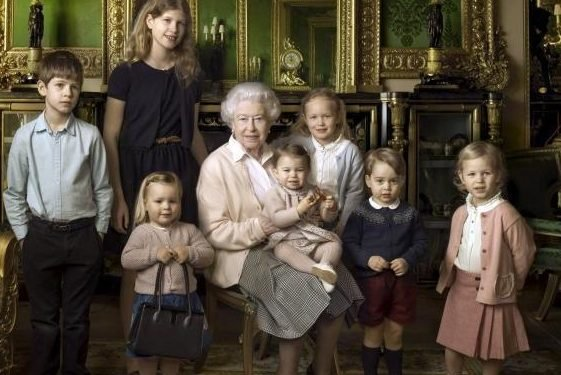 Who are the Queen's great-grandchildren, how old are they and how many cousins will Meghan Markle's baby have?