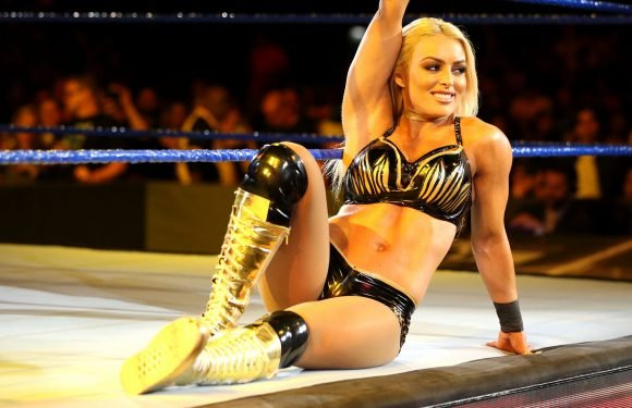 Mandy Rose knows the risk of bringing sexy back to WWE