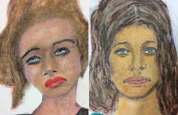 Serial Killer Who Claims 90 Murders Draws Portraits of Victims as FBI Seeks Help Identifying Them