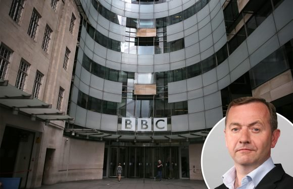 The BBC ever-expanding news empire should get its tanks off the free Press's lawn