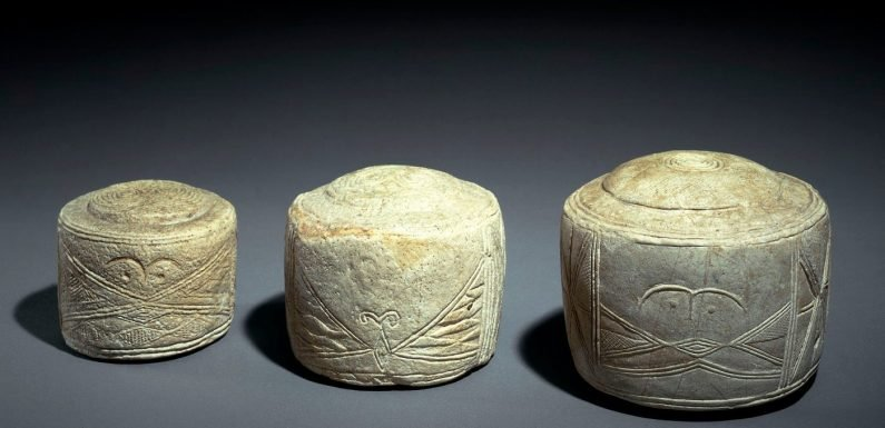 Ancient carved 'drums' give exact Stonehenge measurements, say archaeologists