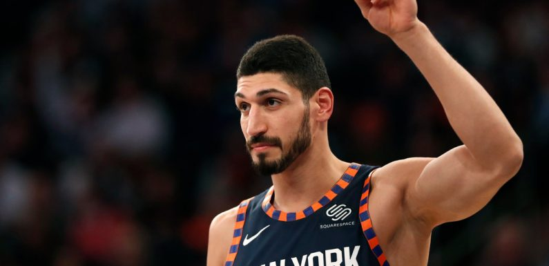 Enes Kanter Lands With the Portland Trail Blazers