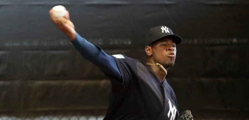 Luis Severino Agrees to 4-Year Deal as Yankees Try to Lock Up Young Core