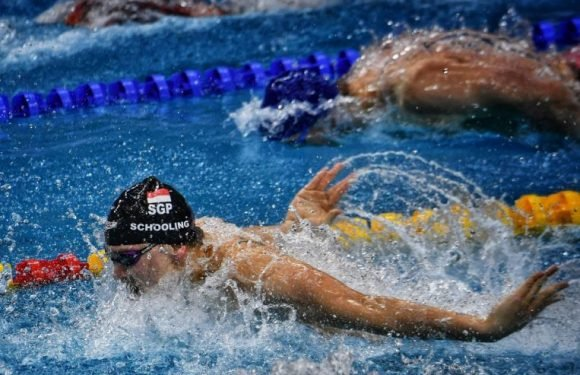 ST Athlete of the Year nominee: Olympic champ Joseph Schooling regains his competitive fire