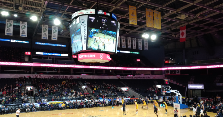 London Lightning win fifth straight game to climb above .500