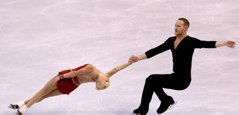 SafeSport Has Closed Its Investigation Of Pairs Skater John Coughlin Due To His Death