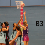 Loughborough Lightning move into Vitality Superleague top four with Surrey Storm win