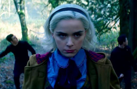 'Chilling Adventures of Sabrina' Leads You to 'Dark Path' in Season 2 Trailer