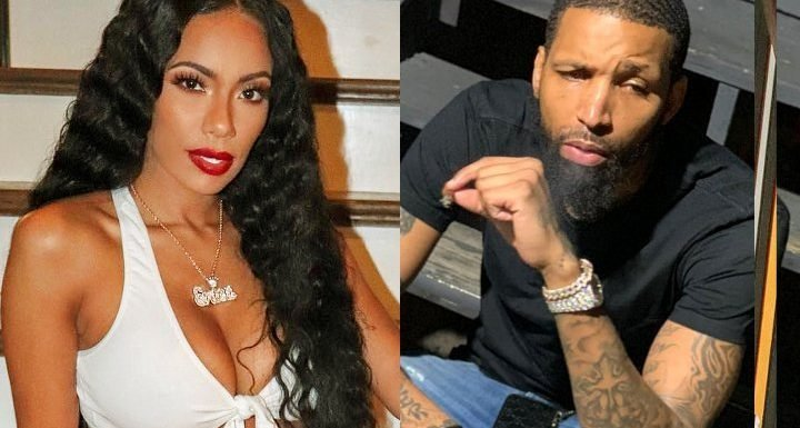 Erica Mena Pays Emotional Tribute to Ex Cliff Dixon Who Is Shot to Death at Birthday Party