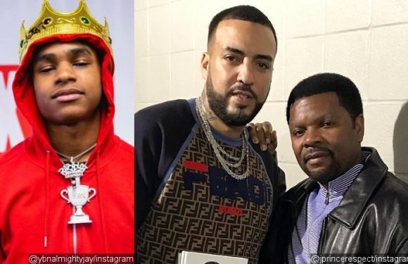 YBN Almighty Jay's Stolen Chain Returned, Thanks to J Prince and French Montana