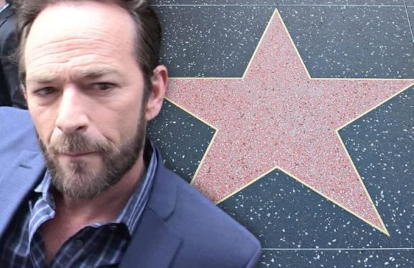 Luke Perry Has to Wait 5 Years to Get Star on Hollywood Walk of Fame