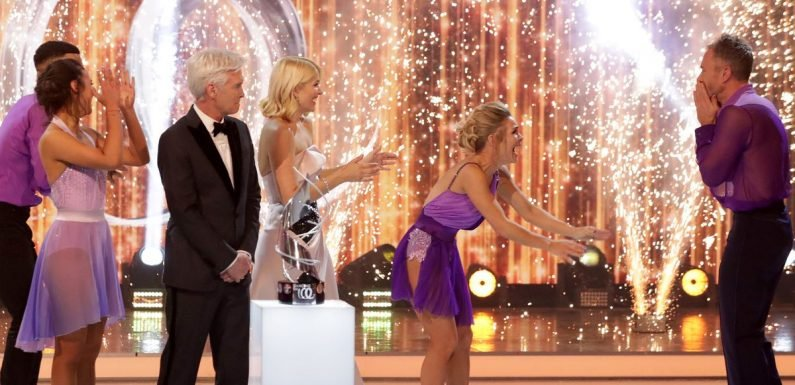Dancing On Ice faces more 'fix' allegations after James Jordan's surprise win