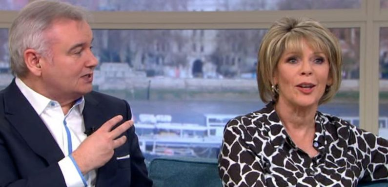 Ruth 'furious' after Eamonn shouts at her during incredibly awkward interview