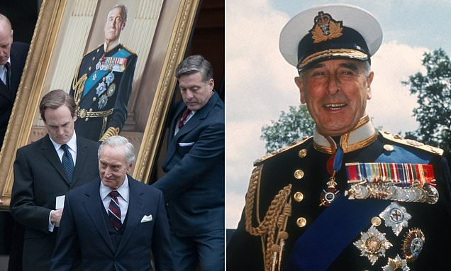 The Crown splashes cash for oil painting for cast member Charles Dance