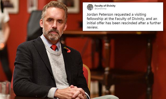 'Professor against political correctness' slams Cambridge 'cowards'
