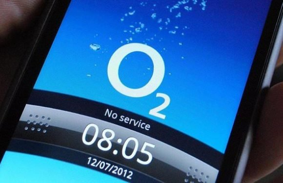 O2 crashes leaving users unable to make calls or browse the internet