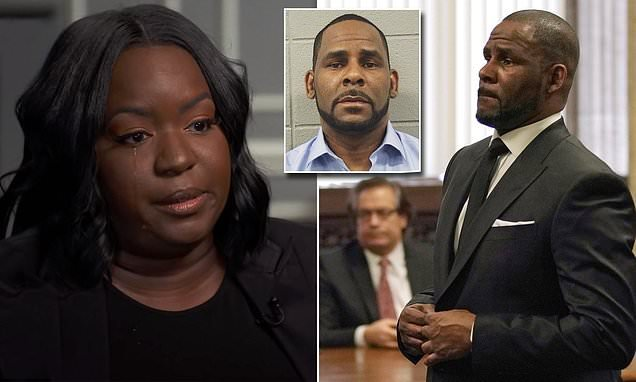 Accuser in latest R. Kelly abuse scandal speaks out