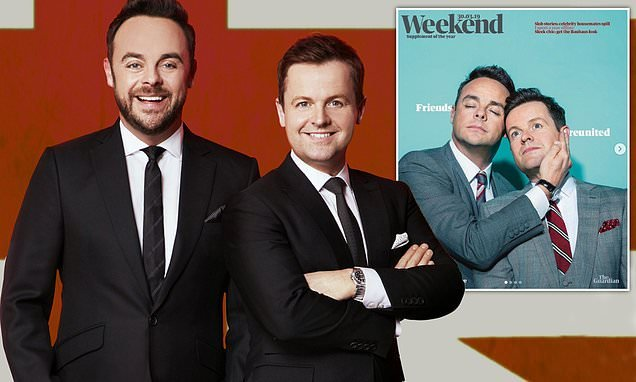 Dec Donnelly says he and Ant McPartlin almost SPLIT last year