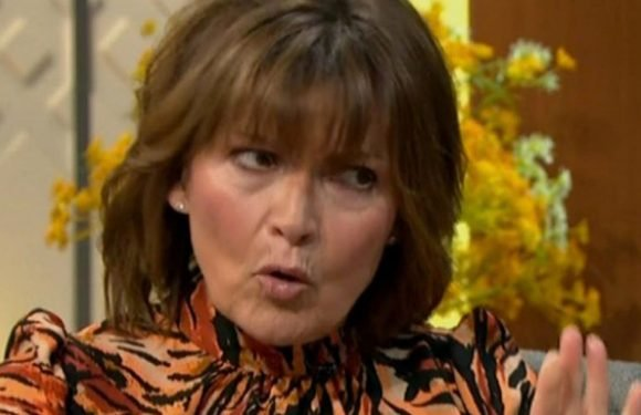 Lorraine Kelly mocked for tax claims she's playing a 'Lorraine Kelly' character