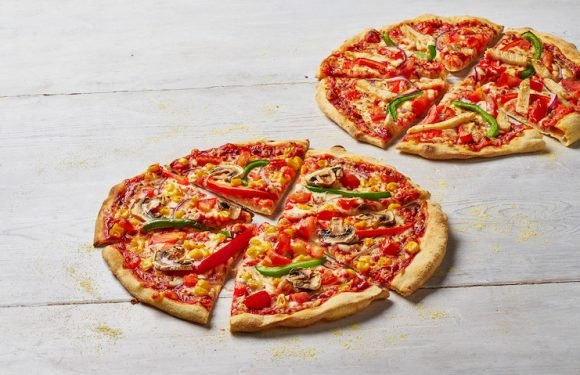 Lose weight and STILL eat pizza… Dominos launches new low calorie option