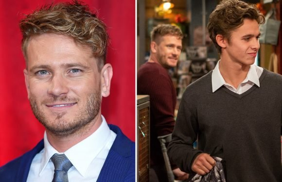 Emmerdale's Matthew Wolfenden says grooming storyline is 'supposed to be uncomfortable' for viewers