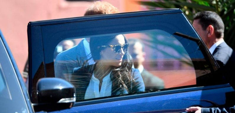 Meghan Markle Is No Longer Allowed to Close Her Own Car Door — Here's Why