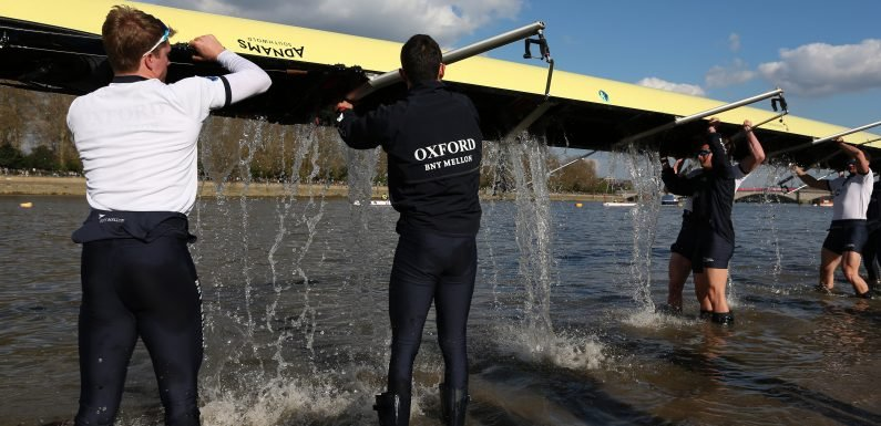 Boat Race 2019: Why is Oxford's second boat called Isis and why's Cambridge's called Goldie?