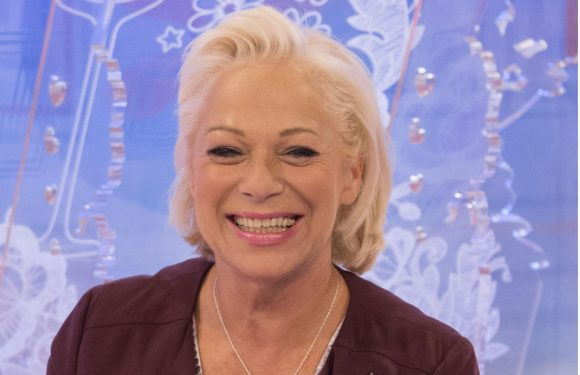 How old is Denise Welch, when did she marry Lincoln Townley and who is her ex-husband Tim Healy?