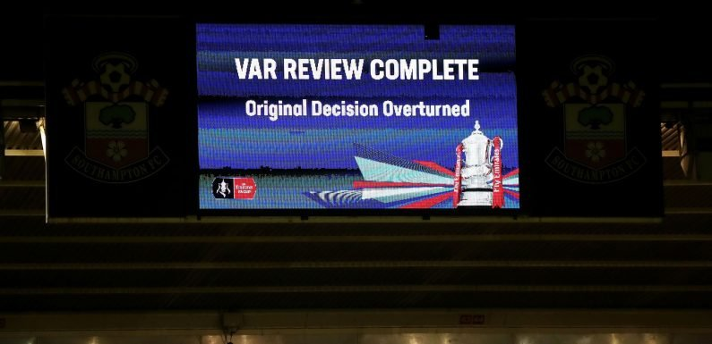 Which FA Cup quarter-finals have VAR and when will it be introduced in the Premier League?