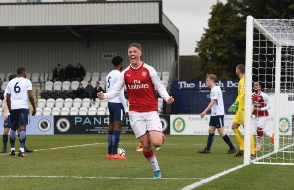 Arsenal teen reject Ballard called up to Northern Ireland squad after amazing career revival with Gunners