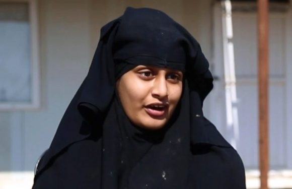 Dad of ISIS bride Shamima Begum blames BRITAIN for letting her join fanatics in Syria saying she should never have been allowed to leave country