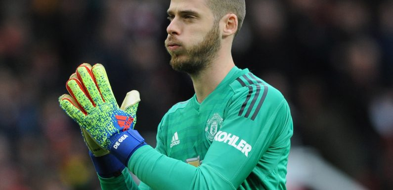 Man Utd face fight to keep hold of David De Gea with Real Madrid set to make another move