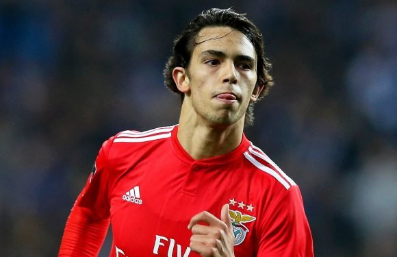 Wolves send scouts to watch £105m Benfica star Joao Felix who is wanted by Man Utd and Arsenal