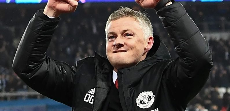 Solskjaer has already paid back fee after earning Man Utd £9m for reaching QFs of Champions League after PSG triumph
